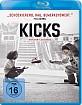 Kicks (2016) Blu-ray