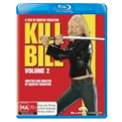 Kill Bill - Volume 2 (AU Import) Blu-ray