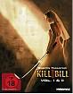 Kill Bill - Vol. 1 & 2 (Limited Mediabook Edition) (Cover B) Blu-ray