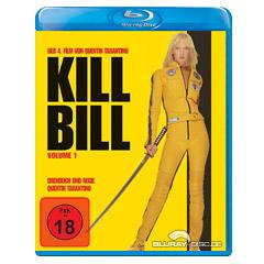 Kill Bill - Volume 1 Blu-ray