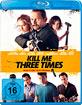 Kill Me Three Times (2014) Blu-ray