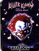 Killer Klowns from Outer Space - Limited Edition Steelbook (UK I Blu-ray