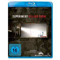Experiment Killing Room Blu-ray