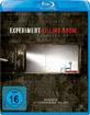 Experiment Killing Room Blu-ray