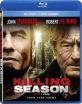 Killing Season (2013) (Blu-ray + DVD)  (Region A - CA Import ohne dt. Ton) Blu-ray