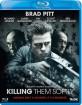 Killing Them Softly (SE Import ohne dt. Ton) Blu-ray