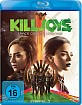 Killjoys - Space Bounty Hunters - Staffel 3 Blu-ray