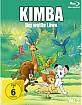 Kimba, der weiße Löwe - Vol. 2 Blu-ray