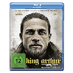 King Arthur: Legend of the Sword (Blu-ray + UV Copy) Blu-ray