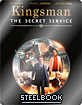 Kingsman - Secret Service (2014) - Edizione Limitata Steelbook (IT Import ohne dt. Ton) Blu-ray