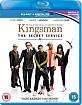 Kingsman: The Secret Service (2014) (UK Import ohne dt. Ton) Blu-ray