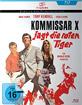 Kommissar X jagt die roten Tiger Blu-ray