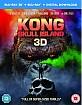 Kong: Skull Island 3D (Blu-ray 3D + Blu-ray + UV Copy) (UK Import ohne dt. Ton) Blu-ray