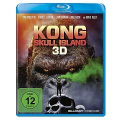 Kong: Skull Island 3D (Blu-ray 3D + UV Copy) Blu-ray