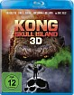 Kong: Skull Island 3D (Blu-ray 3D + UV Copy) Blu-ray