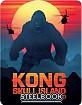 Kong: Skull Island 3D - HMV Exclusive Limited Edition Steelbook (Blu-ray 3D + Blu-ray + UV Copy) (UK Import ohne dt. Ton) Blu-ray