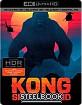 Kong: Skull Island 4K - Best Buy Exclusive 3D Steelbook (4K UHD + Blu-ray 3D + Blu-ray + UV Copy) (US Import ohne dt. Ton) Blu-ray