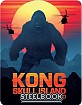 Kong: Skull Island - Amazon.it Exclusive Steelbook (IT Import ohne dt. Ton) Blu-ray