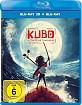 Kubo - Der tapfere Samurai 3D (Blu-ray 3D + Blu-ray + UV Copy) Blu-ray