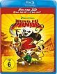 Kung Fu Panda 2 3D (Blu-ray 3D + Blu-ray) (3. Neuauflage) Blu-ray