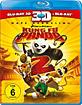 Kung Fu Panda 2 3D (Blu-ray 3D + Blu-ray) Blu-ray