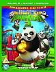 Kung Fu Panda 3 3D (Blu-ray 3D + Blu-ray + UV Copy) (UK Import ohne dt. Ton) Blu-ray
