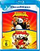 Kung Fu Panda + Kung Fu Panda 2 (Doppelset) (Neuauflage) Blu-ray