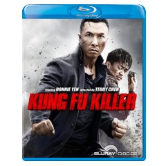 Kung Fu Killer (2014) (US Import ohne dt. Ton) Blu-ray