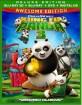 Kung Fu Panda 3 3D (Blu-ray 3D + Blu-ray + DVD + Digital Copy) (US Import ohne dt. Ton) Blu-ray