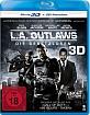 L.A. Outlaws - Die Gesetzlosen 3D (Blu-ray 3D) Blu-ray