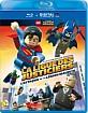 LEGO La Ligue des Justiciers: L'attaque de la Légion Maudite (Blu-ray + UV Copy) (FR Import) Blu-ray