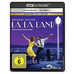 La La Land (2016) 4K (4K UHD + Blu-ray) Blu-ray