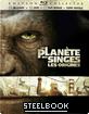 La Planète des Singes: Les Origines - Steelbook (Blu-ray + DVD + Digital Copy) (FR Import) Blu-ray