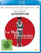 La Mala Educación - Schlechte Erziehung Blu-ray