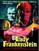 Lady Frankenstein (Edition HÄNDE WEG) (Limited Mediabook Edition) (Cover A) Blu-ray