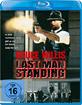 Last Man Standing Blu-ray
