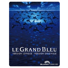 Le grand bleu - Steelbook (Region A - JP Import ohne dt. Ton) Blu-ray