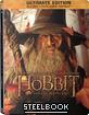 Le Hobbit: Un voyage inattendu - Ultimate Steelbook Edition (Gan Blu-ray