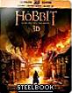 Le Hobbit : La bataille des cinq armées 3D - Édition Steelbook (Blu-ray 3D + 2 Blu-ray + DVD + UV Copy) (FR Import ohne dt. Ton) Blu-ray