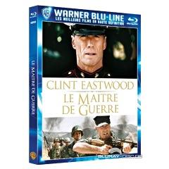 Le Maître de Guerre (FR Import) Blu-ray