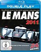 Le Mans 2011 - The Official Review of the World's Greatest Endurance Race (inkl. DVD) Blu-ray