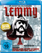 Lemmy - The Movie Blu-ray