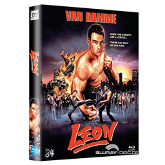 Leon (1990) (Limited Hartbox Edition) Blu-ray