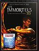 Les Immortels 3D - Limited Edition Steelbook (Blu-ray 3D + Blu-ray + DVD + Digital Copy) (FR Import ohne dt. Ton) Blu-ray