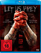 Let Us Prey (2014) Blu-ray