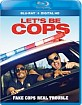 Let's Be Cops (Blu-ray + UV Copy) (US Import ohne dt. Ton) Blu-ray