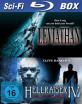 Leviathan + Hellraiser IV (Doppelset) Blu-ray