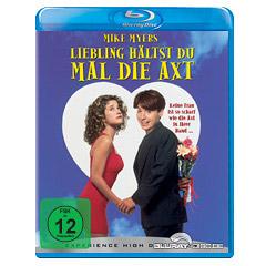 Liebling, hältst du mal die Axt? Blu-ray