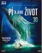 Pí a jeho život 3D (Blu-ray 3D + Blu-ray) (CZ Import) Blu-ray