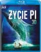 Życie Pi 3D (Blu-ray 3D + Blu-ray) (PL Import) Blu-ray